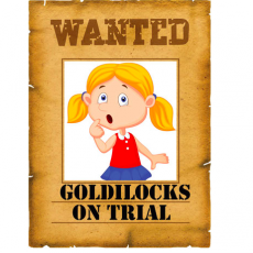 Goldilocks on Trial at Sunset Players | Dec 1-10