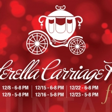 Cinderella Carriage Rides