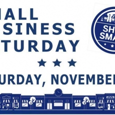 Local Artisan Pop Up Shop for Small Business Saturday