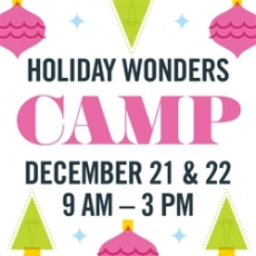Holiday Wonders Camp