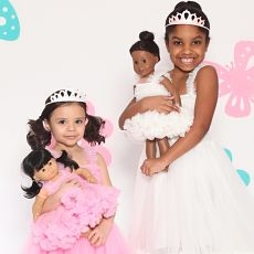 Custom Designed Girls' Parties: Ages 4-12 Yrs.