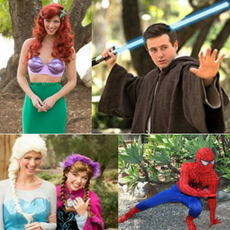 Superhero, Princess, Character Party: All Ages