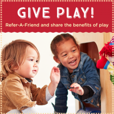 Try Gymboree Today Refer A Friend! Give $20, Get $20