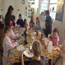 Creating with Clay Party