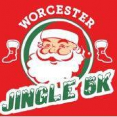 Worcester Jingle 5k and Kids Elves Run