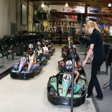 The Essential Karting Party