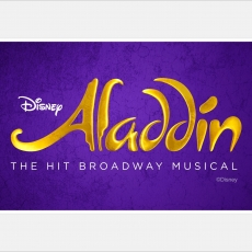 Disney's Aladdin - January 10 - March 31