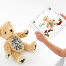 Parker: Your Augmented Reality Bear
