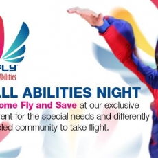 Things to do in Southlake-Keller, TX: All Abilities Night at iFLY Fort Worth