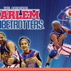 Things to do in Beaverton, OR for Kids: Harlem Globetrotters, Moda Center at the Rose Quarter