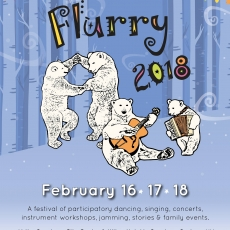 Flurry Festival 2018! 16th-18th
