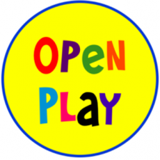 Tot Time Open Play (Monday & Friday)
