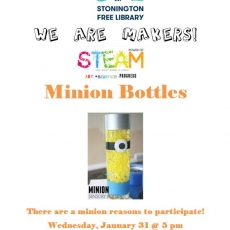 We are Makers: Minion Bottles