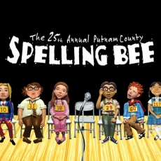 The 25th Annual Putnam County Spelling Bee (March 15-18)
