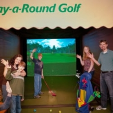 Love Golf? Play Inside on Your Big Day!