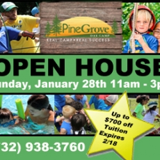 Things to do in Southern Monmouth, NJ: Pine Grove Day Camp Open House