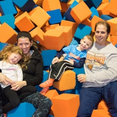 Things to do in Ocean County North, NJ for Kids: Toddler Time, Sky Zone - Lakewood