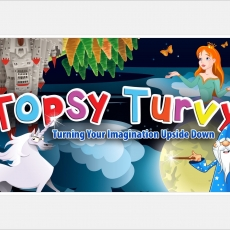 Topsy Turvy - The Descendants Mini Musical Family Brunch Theatre