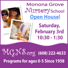 Things to do in Madison, WI: Open House-Monona Grove Nursery School