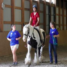 Equestrian Riding Therapy for Children