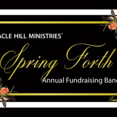 Miracle Hill's Spring Forth Annual Fundraising Banquet