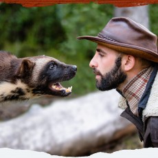 Coyote Peterson!