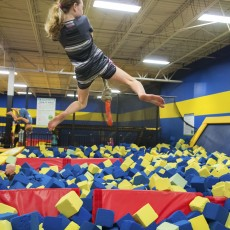 Things to do in Rock Hill, SC for Kids: Special Needs Jump Time, Sky High Sports Charlotte