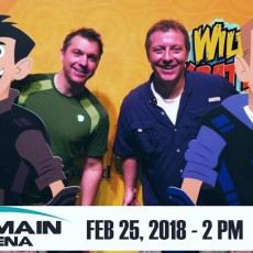 Wild Kratts Live at Germain Arena!