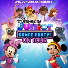 Cincinnati Eastside, OH Events for Kids: Disney Junior Dance Party On Tour: 12PM or 4PM