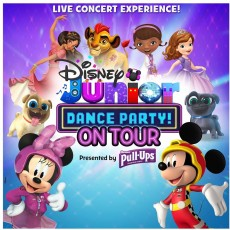 Burbank, CA Events for Kids: Disney Junior Dance Party On Tour! - Hollywood, CA
