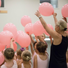 Cincy Ballet Kids' Class Division: Ages 2 & up