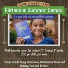 FUNancial Summer Camps (2nd-6th gr)
