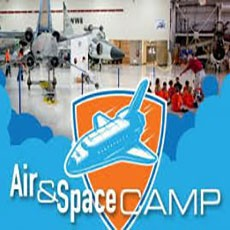 Air And Space Camp (Ages 8-12)
