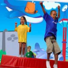 Pirate & Superhero Themed Sports Camps Ages: 3-6