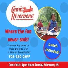 Clubhouse Camp - Ages 3-5