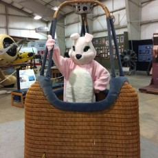 Easter Egg Hunt at New England Air Museum