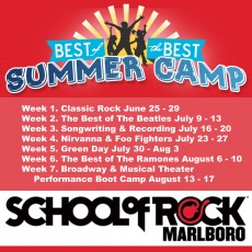 Performance Based Music Camps