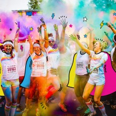 Things to do in Austin West, TX for Kids: The Color Run 5K, The Color Run