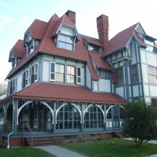 Free Tour of the Emlen Physick Estate to benefit the Cape May Community Food Closet