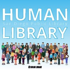 Things to do in San Diego North, CA for Kids: Human Library, Scripps Miramar Ranch Branch Library