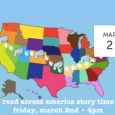 read across america story time