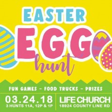 Free Community Egg Hunt
