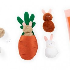 Kids Club ® Easter Chick and Bunnies