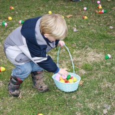 Sertoma Youth Ranch Egg Hunt