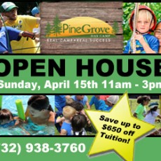 Pine Grove Day Camp Open House
