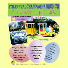 Pickwick Gardens Annual Easter Brunch