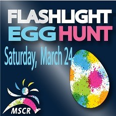 MSCR Flashlight Egg Hunt