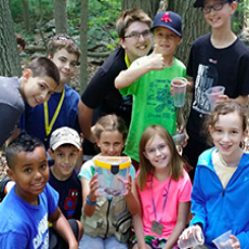 Nature Camp Ages: 4.5-12