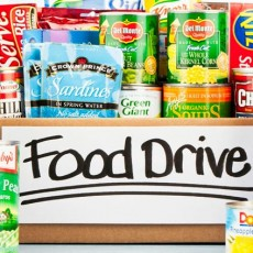 KGW Great Food Drive