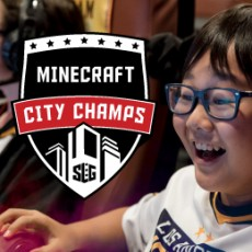 Super League Minecraft City Champs: The Youth Sports Experience for Gamers